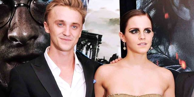 Emma Watson and Tom Felton's 'Harry Potter' Reunion Is Sparking Dating Rumors