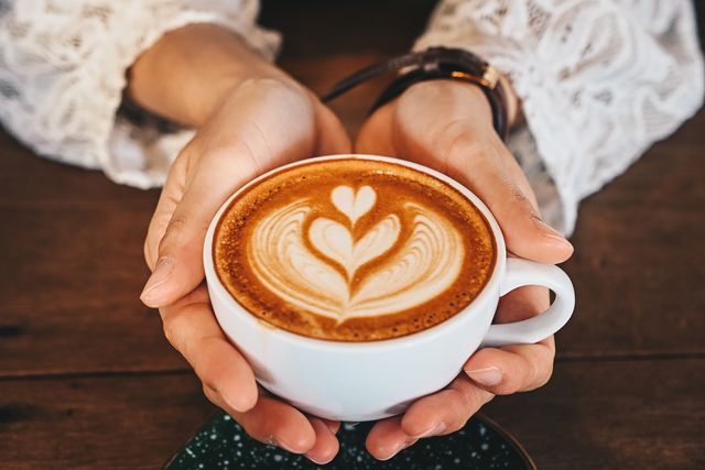 a latte is a coffee drink made with espresso and steamed milk
