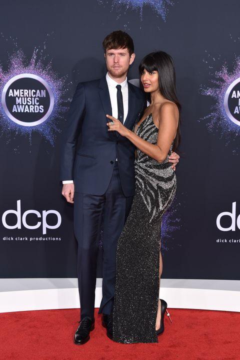 James Blake at the 2019 American Music Awards - Arrivals2019 American Music Awards - Arrivals