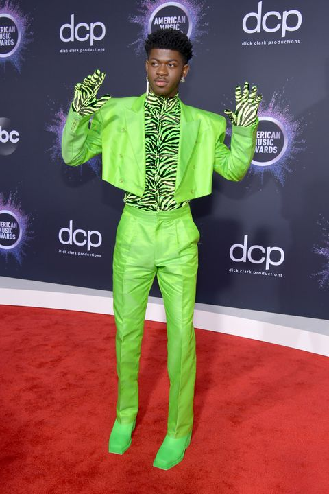 Lil Nas X at the 2019 American Music Awards