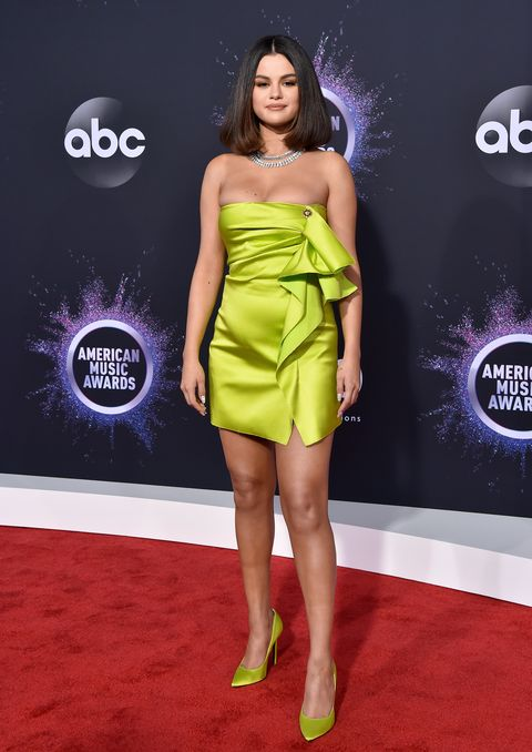 AMAs red carpet - Selena Gomez