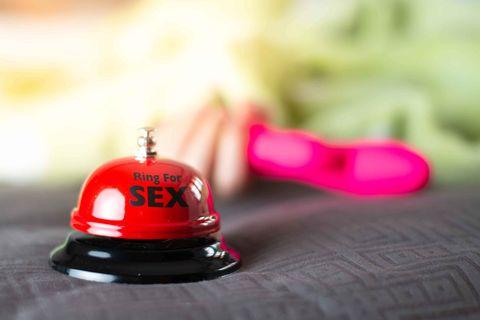 timbre con la palabra sex