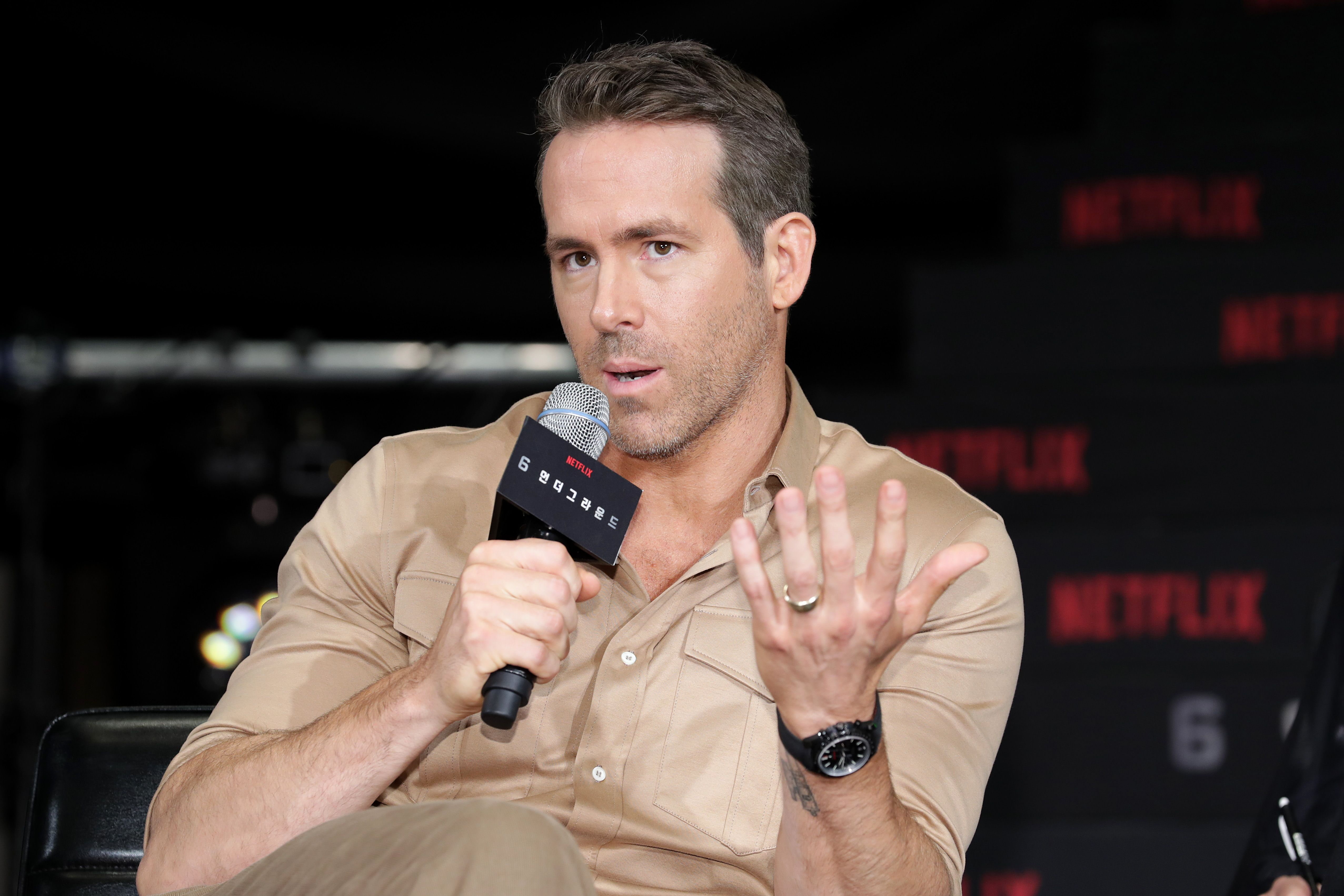 Ryan Reynolds's Watch Has Been Watching Over Our Planet For Centuries