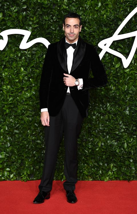 best-dressed men fashion awards 2019