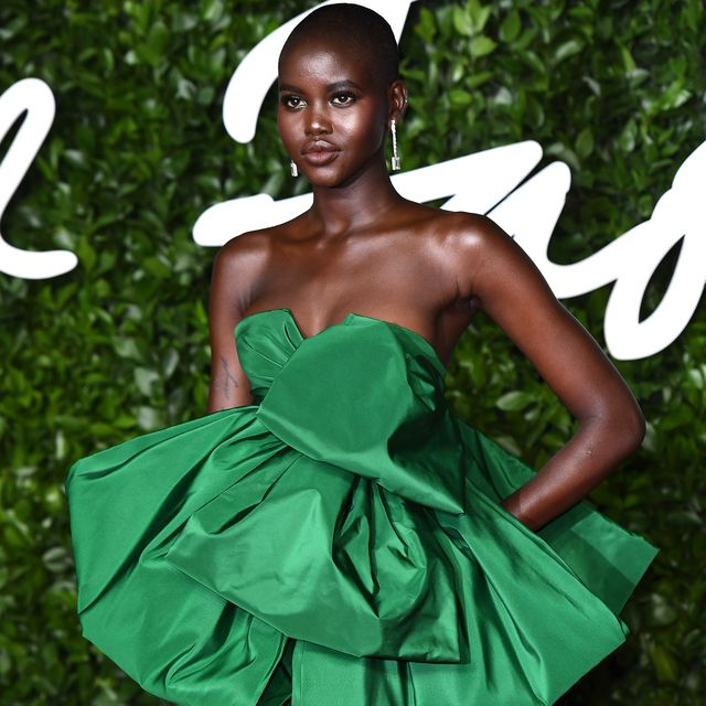 The Fashion Awards 2019 - Adut Akech