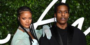 The Fashion Awards 2019 - Rihanna