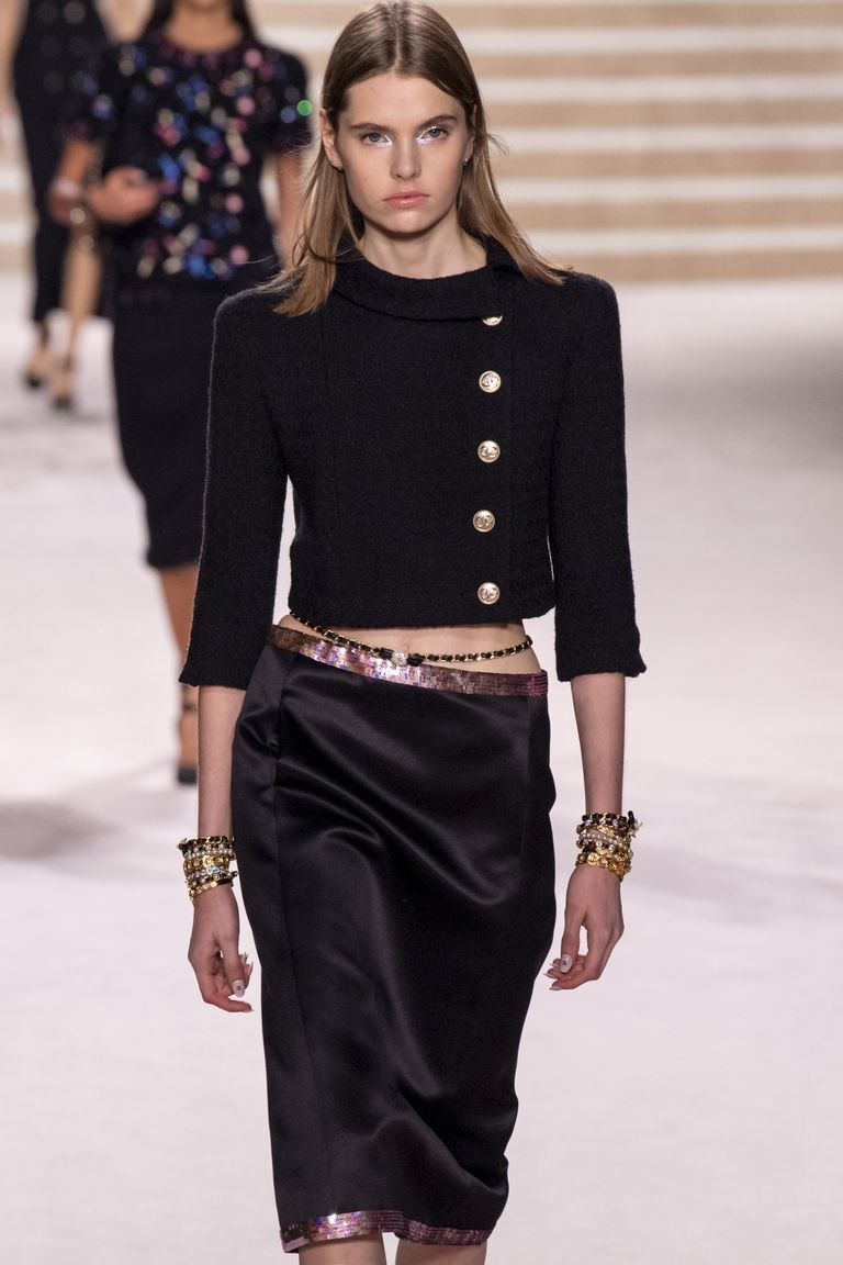 Ready or Not, Chanel Is Bringing Hip Chains Back