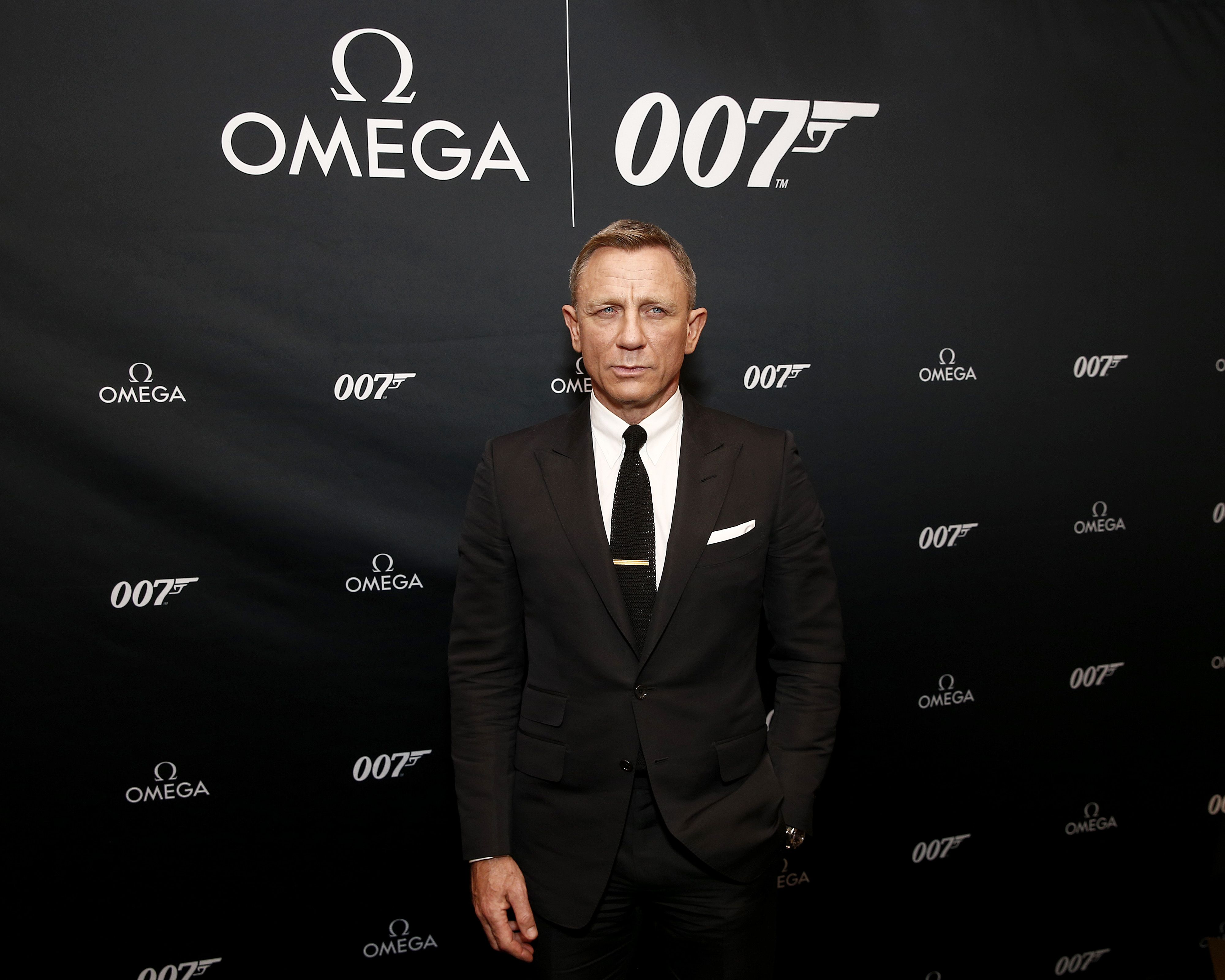 If Bond Is Wearing An All-Black Suit, Then So Are You