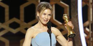 Renee Zellweger - Golden Globes 2020