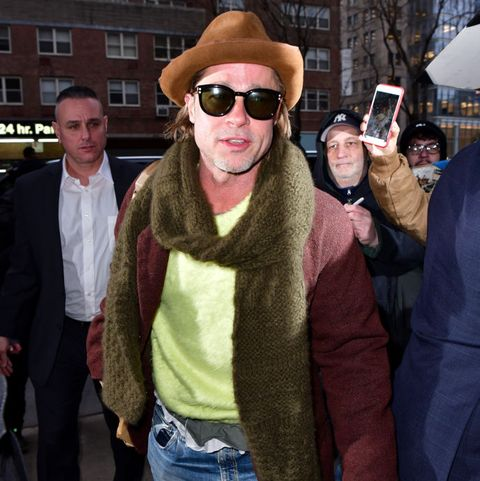 Celebrity Sightings in New York City - January 7, 2020