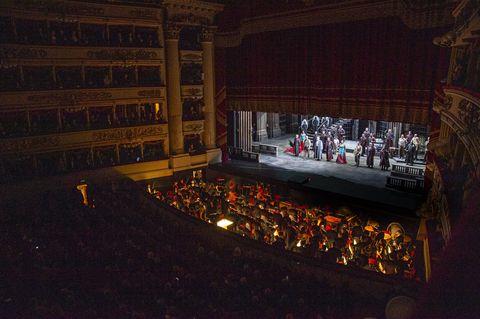 Prima Al Teatro Alla Scala - Season 2019/2020 Opening