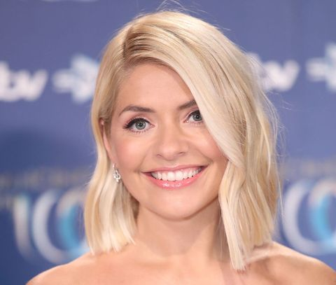 london, england   december 09 holly willoughby during the dancing on ice 2019 photocall at itv studios on december 09, 2019 in london, england photo by mike marslandwireimage