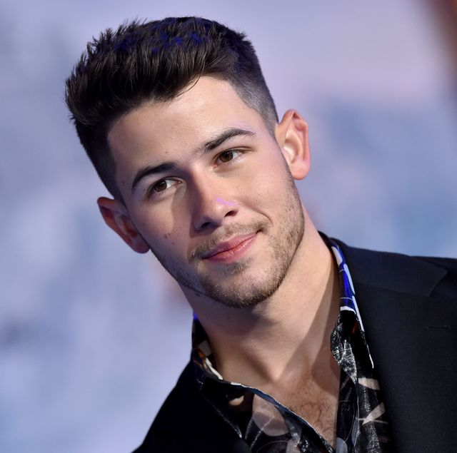 hollywood, california   december 09 nick jonas attends the premiere of sony pictures jumanji the next level on december 09, 2019 in hollywood, california photo by axellebauer griffinfilmmagic