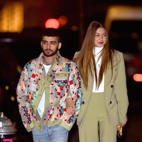 Image result for zayn and gigi hadid back together