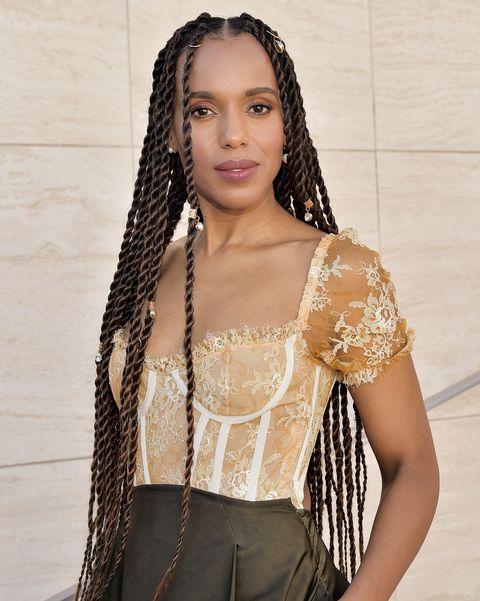 Plait and braid hairstyles