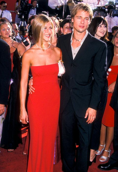 Jennifer Aniston And Brad Pitt Relationship Timeline From Dating To Marriage To Divorce
