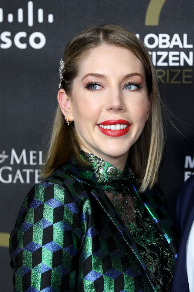 london, england   december 13 katherine ryan attends the 2019 global citizen prize at the royal albert hall on december 13, 2019 in london, england photo by tim p whitbygetty images for global citizen