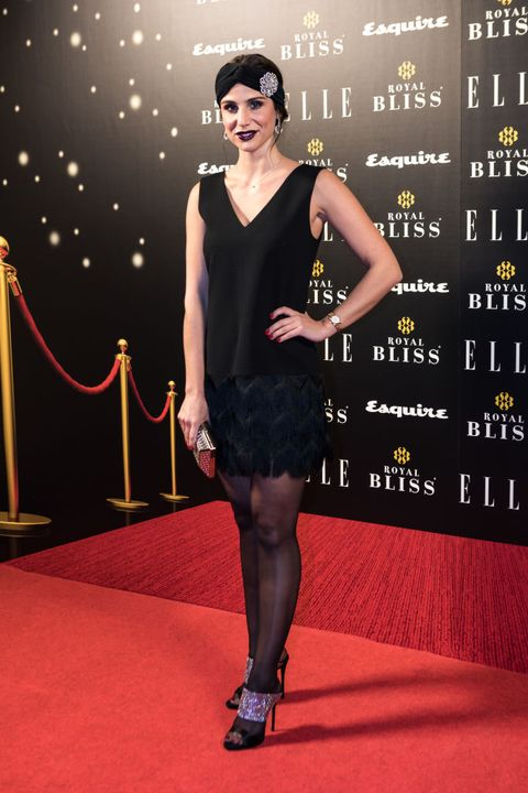 Elle And Esquire Magazines Celebrate A Party In Madrid