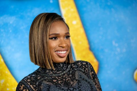 new york, new york   december 16 jennifer hudson attends the cats world premiere at alice tully hall, lincoln center on december 16, 2019 in new york city photo by roy rochlinfilmmagic