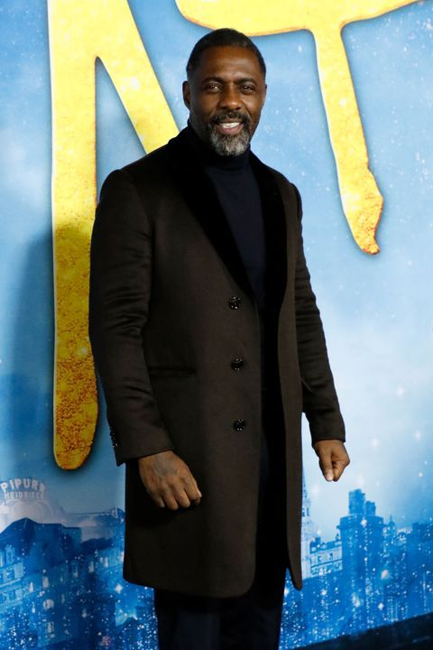 new york, new york   december 16 idris elba attends the world premiere of cats at alice tully hall, lincoln center on december 16, 2019 in new york city photo by taylor hillfilmmagic