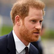 britains prince harry, duke of sussex arrives to attend the uk africa investment summit in london on january 20, 2020 photo by ben stansall  afp photo by ben stansallafp via getty images