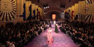 Dior : Runway - Paris Fashion Week - Haute Couture Spring/Summer 2020
