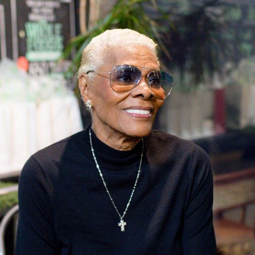 atlanta, georgia   december 19 singer dionne warwick attends her birthday and proclamation celebration at iwi fresh garden day spa on december 19, 2019 in atlanta, georgia photo by marcus ingramgetty images