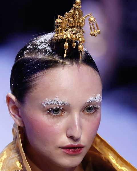 Haute Couture Hair Makeup SS20