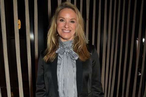 london, england   january 22  tamzin outhwaite attends the vanity fair ee rising star award party ahead of the 2020 ee baftas at the standard london on january 22, 2020 in london, england photo by david m benettdave benettdave benettgetty images for ee