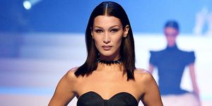 Bella Hadid - Kate Moss Lila Picture