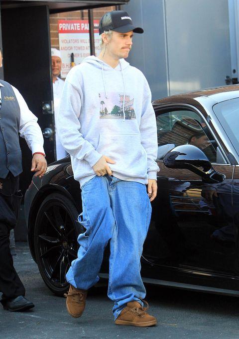Celebrity Sightings in Los Angeles, California - January 22, 2020