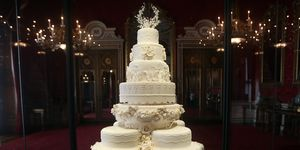 Royal wedding cake