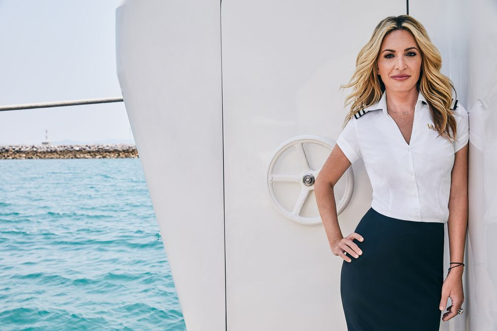 Why Did Kate Chastain Leave <em>Below Deck</em>? thumbnail