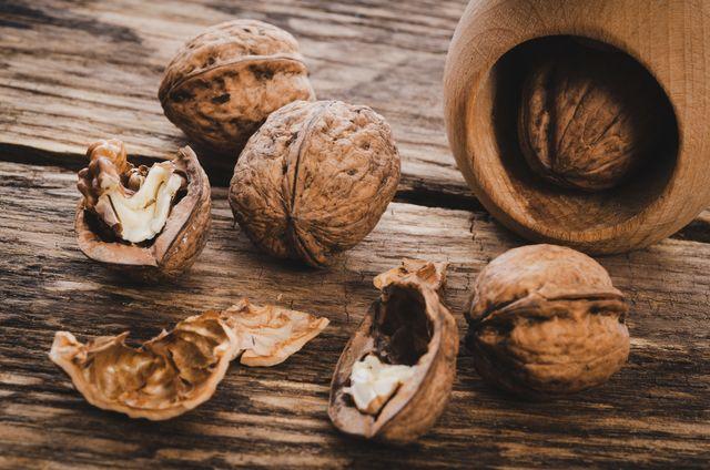 las nueces pueden prolongar la esperanza de vida