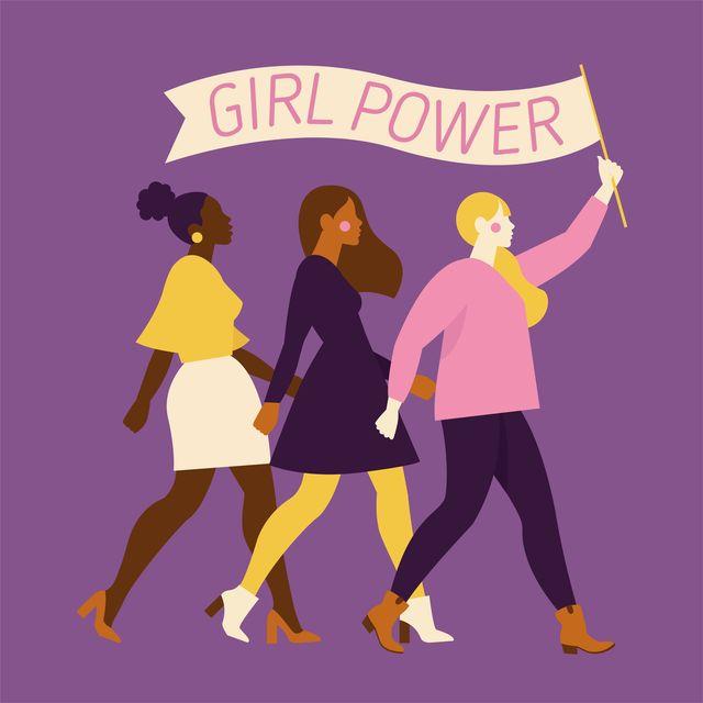 international womens day vector templates
