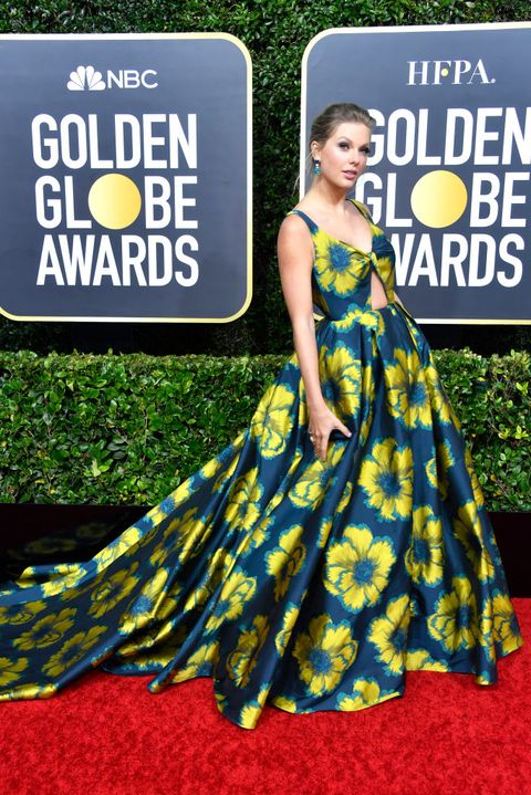 golden globe best dressed red carpet 2020