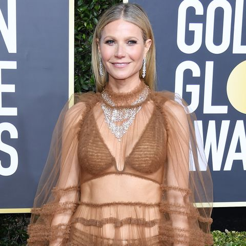 beverly hills, california   january 05 gwyneth paltrow attends the 77th annual golden globe awards at the beverly hilton hotel on january 05, 2020 in beverly hills, california photo by daniele venturelliwireimage
