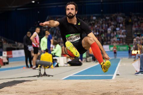 Athletics: INDOOR-Meeting Karlsruhe