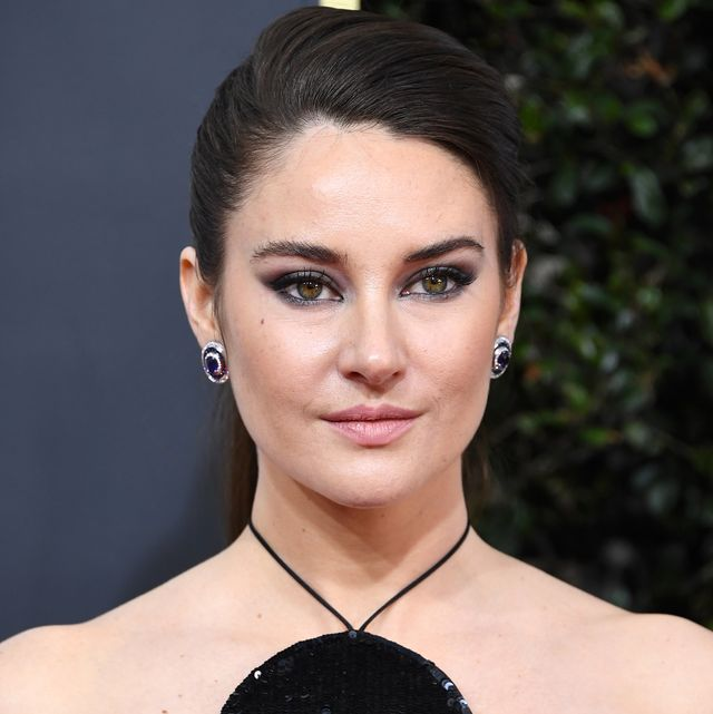 beverly hills, california   january 05 shailene woodley arrives at the 77th annual golden globe awards attends the 77th annual golden globe awards at the beverly hilton hotel on january 05, 2020 in beverly hills, california photo by steve granitzwireimage