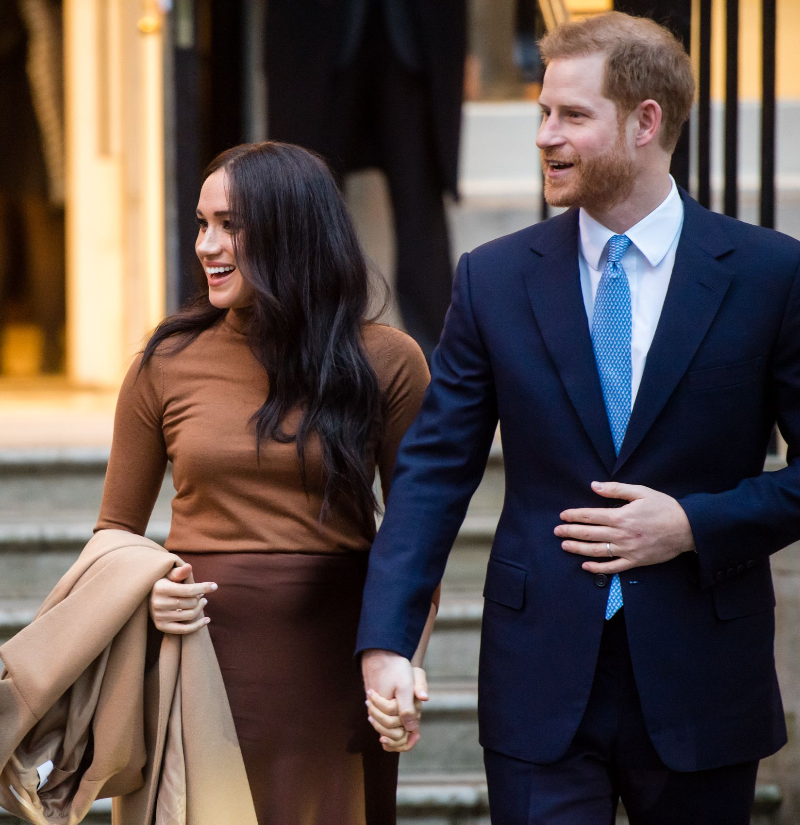 This Adorable Viral Video of Prince Harry's Subtle Acts of Love Towards Meghan Markle Is All You Need to See Today