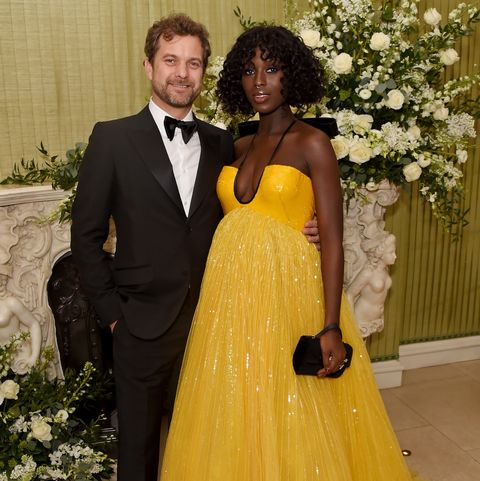 london, england   february 02  joshua jackson and jodie turner smith attend the british vogue and tiffany  co fashion and film party at annabel's on february 2, 2020 in london, england photo by david m benettdave benettgetty images