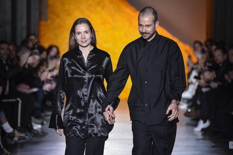 Jil Sander Fashion Show At Pitti Immagine Uomo 97