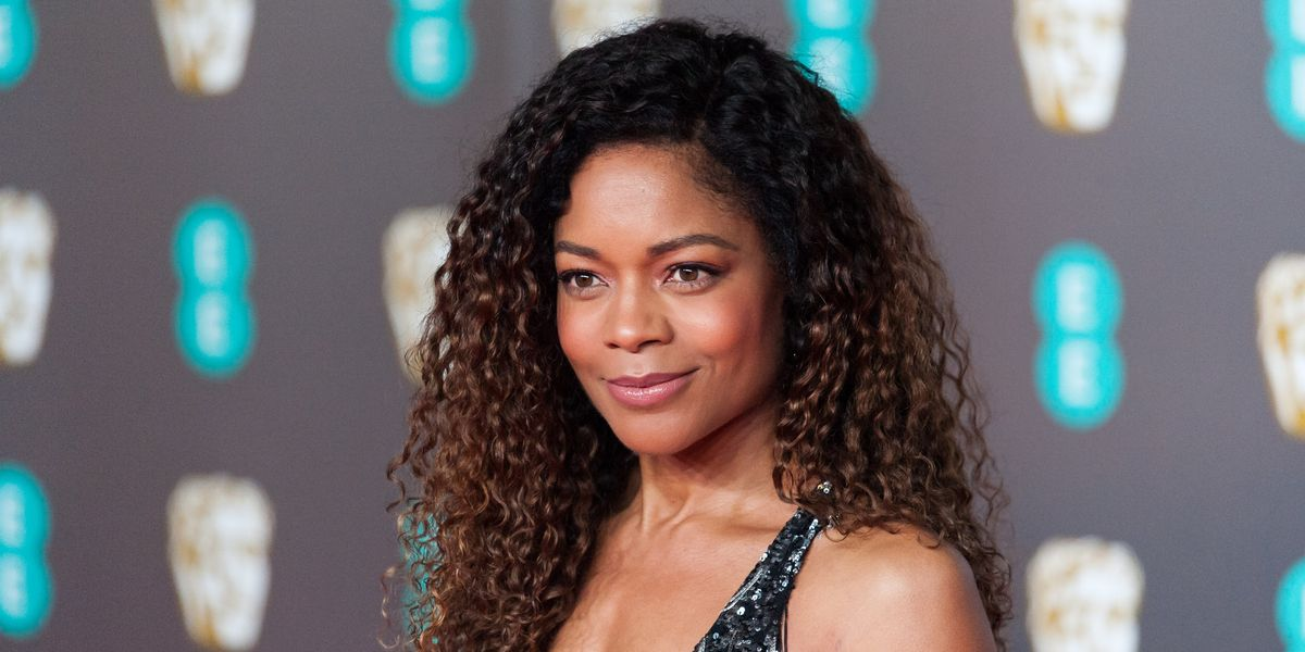 Naomie Harris lives by this one fitness rule