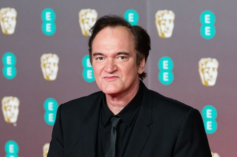quentin tarantino attends the ee british academy film awards ceremony at the royal albert hall on 02 february, 2020 in london, england photo by wiktor szymanowicznurphoto via getty images