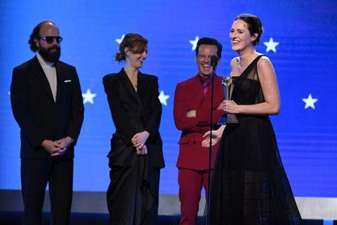 25th Annual Critics' Choice Awards - Show