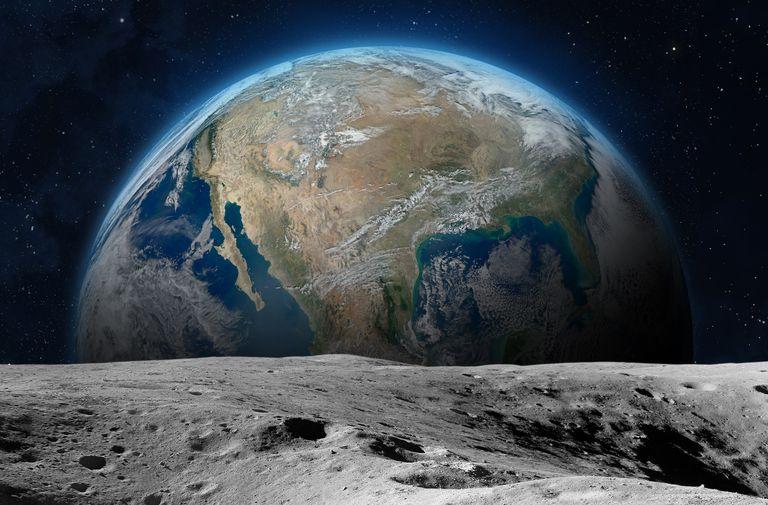 Cosa diavolo c'è dentro le grotte della Luna? Gli scienziati devono scoprirlo