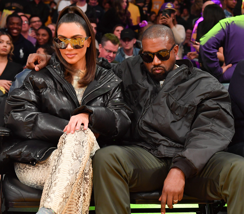 Kim Kardashian Denies Booing Tristan Thompson During A Recent Lakers Game