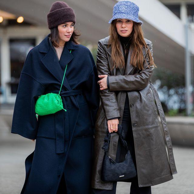 Street Style - Berlin Fashion Week agenda ELLE