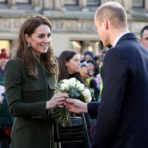 Kate Middleton and Prince William - PDA Moments