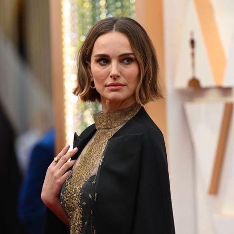 Natalie Portman 2020 Oscars